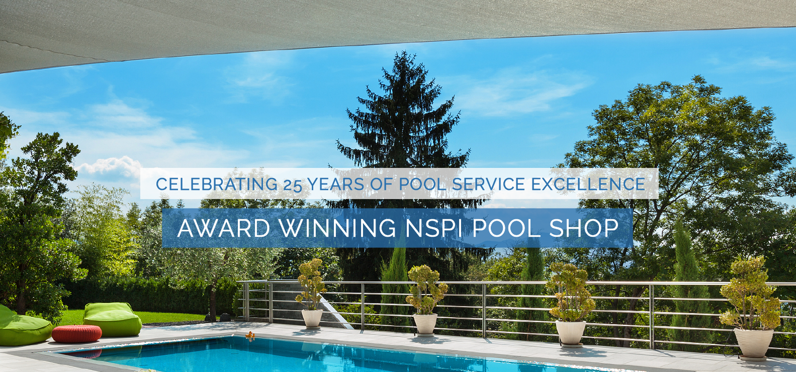 SWIMMING POOL SUPPLIES & SERVICES
